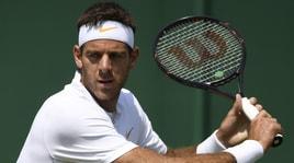 Wimbledon, Del Potro e Raonic agli ottavi di finale