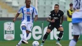 Calciomercato Pescara, riscattato Machin. Arriva Palazzi dall'Inter