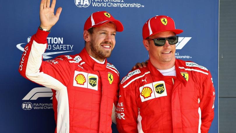 Formula 1, Silverstone: Vettel video sorpasso da urlo su Bottas