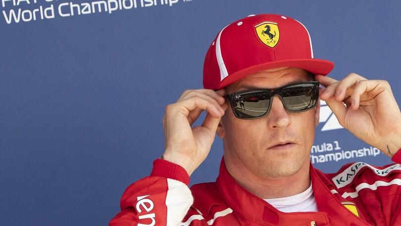 F1 Gran Bretagna, Raikkonen: «Non sono proprio soddisfatto»