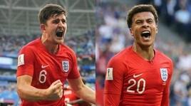 Svezia-Inghilterra 0-2, Maguire e Alli firmano il passaggio in semifinale