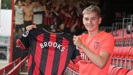 Brooks, dai consigli di Bale e Giggs alla Premier League