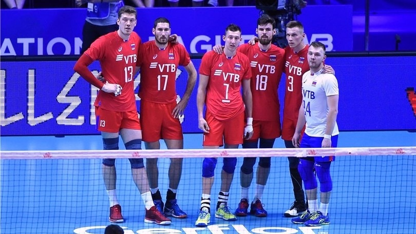 Volley: Nations League Russia-Francia la finale per l'oro