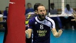 Volley A2 maaschile - Novità a Prata: ritorna Daniele Marini e Corazza resta