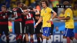 On this day - Il 7-1 della Germania al Brasile