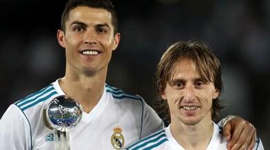 Modric: «Ronaldo? Non credo andrà via dal Real Madrid»