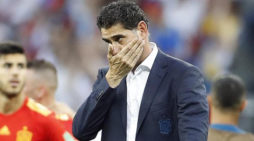 Spagna, Hierro si dimette e rinuncia a ogni incarico
