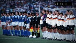 On this day - Italia '90, vince la Germania