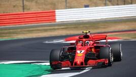 F1 Gran Bretagna, penalizzato Raikkonen