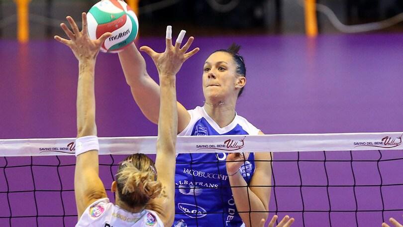 Volley A1 femminile - Ilaria Garzaro: