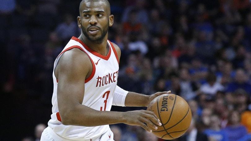 NBA, Chris Paul resta agli Houston Rockets
