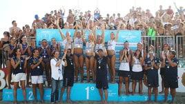 Sand Volley: Scandicci alza la Coppa Italia