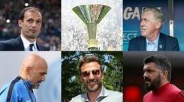 Serie A, il grande giorno delle big: ecco i convocati per i raduni