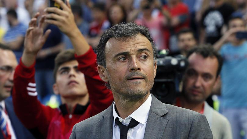 Mondiali: Luis Enrique nuovo ct Spagna