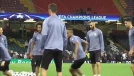 Carlo Ancelotti a Madrid per Benzema e Hakimi