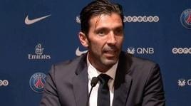 Buffon: «Non potevo dire di no al Psg. La Champions non è un'ossessione»