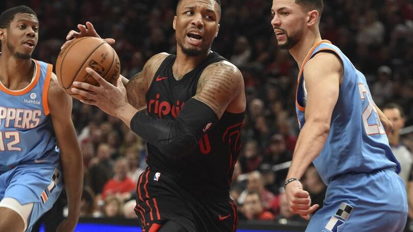 NBA, Lillard rassicura: