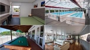 Trigoria si svela: il tour nel centro sportivo della Roma