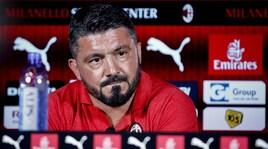 Calciomercato Milan, Gattuso: «Bacca? Non faccia discorsi da bischero»