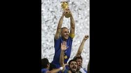 9 luglio 2006 - Italia Campione del Mondo. Il ricordo dei campioni azzurri