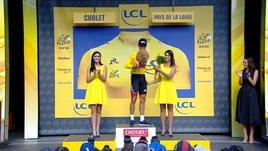 Tour, 3° tappa - Tocca alla cronosquadre, gialla a Van Avermaet