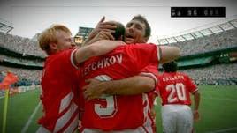 On this day - La Bulgaria affonda la Germania a USA '94