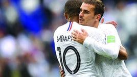 Francia-Belgio missione Finale