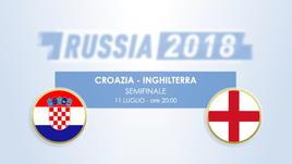 Croazia-Inghilterra, il testa a testa