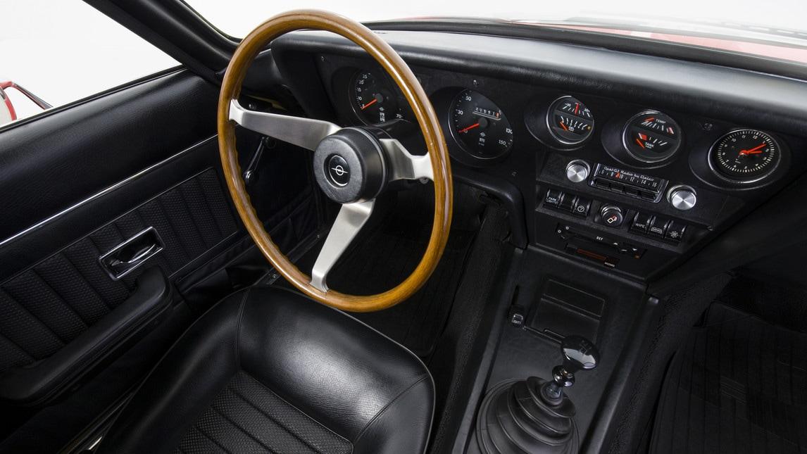 Quest'anno ricorre il cinquantennale di una delle Opel più iconiche di sempre. La sportiva GT venne commercializzata proprio nel 1968