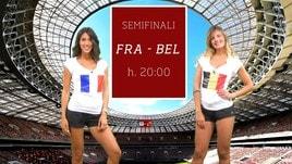 Sfide Mondiali: Francia-Belgio