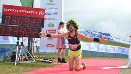 520 gli atleti al via dell '9° Brixen Dolomiten Marathon