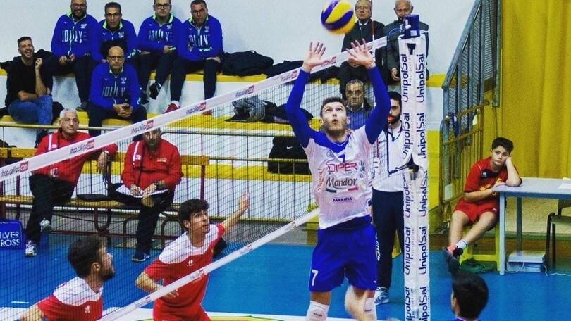 Volley: A2 Maschile, Brescia completa l'organico con Bellucci