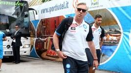 Il Napoli arriva a Dimaro: Ancelotti il più applaudito
