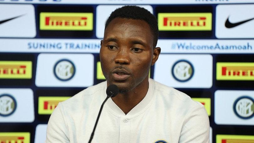 Asamoah: «La Juve? Io felice all'Inter»