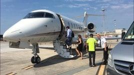 Agnelli vola in Grecia da Cr7