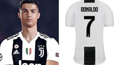 Ufficiale, Cristiano Ronaldo è della Juventus!