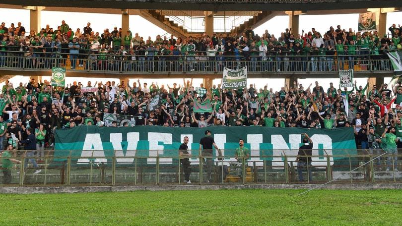 Avellino come Bari e Cesena: non ammesso in Serie B