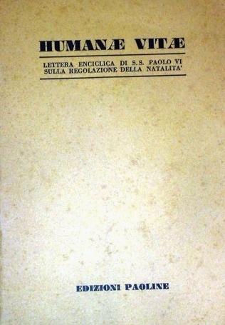Paolo VI: documento pro-pillola,disse no