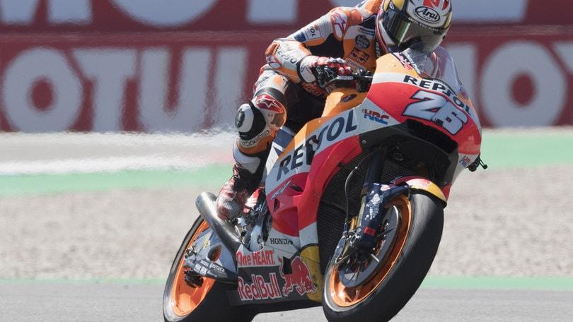 Pedrosa annuncia l'addio alla Moto Gp: questa stagione sarà l'ultima