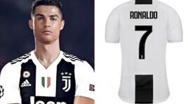 Ufficiale, Cristiano Ronaldo è un nuovo giocatore della Juventus!