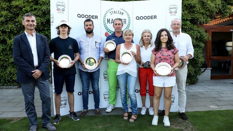 Grande successo domenica a Torino per la terza tappa dell'Italian Master, il torneo del Corriere dello Sport-Stadio