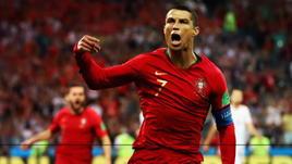 Cristiano Ronaldo, la carriera in numeri