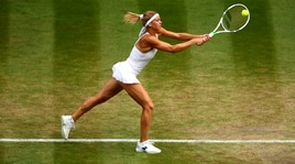 Wimbledon, finisce il sogno per Giorgi: Serena in semifinale