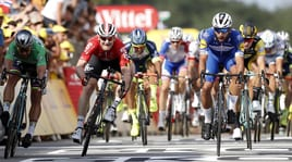 Tour de France, quarta tappa a Gaviria