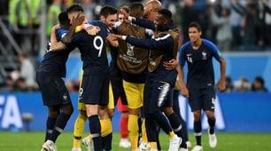 Francia, che festa: è in finale!