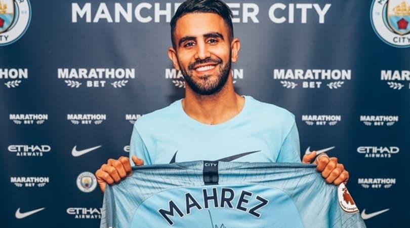 Mahrez saluta il Leicester: al Manchester City per 70 milioni