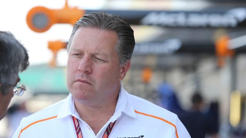 F1 McLaren, Brown: «Ci vorranno anni per migliorare»