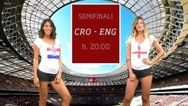Sfide Mondiali: Croazia-Inghilterra
