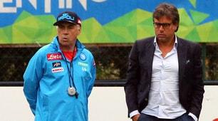 Nasce il Napoli di Ancelotti: primo allenamento a Dimaro