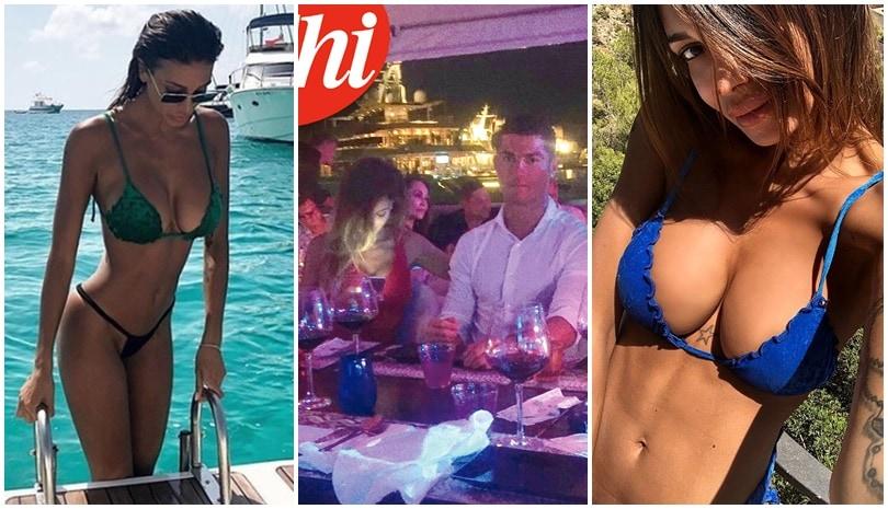 Cristiano Ronaldo alla Juventus: esulta anche la sua vecchia fiamma Cristina Buccino